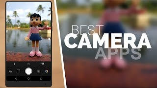 Best Camera Apps For Android Smartphone 2018 -  BD Tech