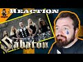 Emotionale Geschichte!   Sabaton - No Bullets Fly   Reaction   German
