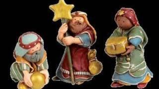 Reyes Magos Gomaespuma