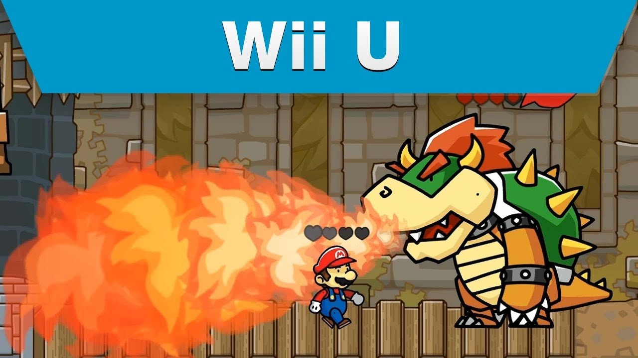 You Can Totally Summon Mario, Link And Bowser In The New Scribblenauts