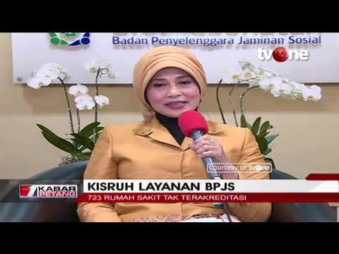 Direktur BPJS Kesehatan Jelaskan Soal Kisruh Rumah Sakit Hentikan Layanan BPJS