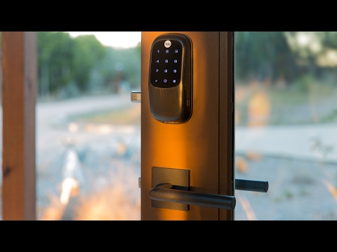 Yale Assure Smart Lock with Bluetooth + Z-Wave: Unbox & Install