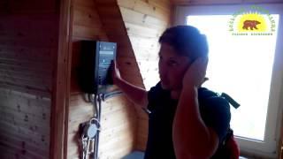 Независимая электрофикация дома за 400тр 6кВт солнечными панелями.
