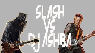 SLASH VS DJ ASHBA