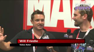 Will Friedle Brings Star-Lord to Marvel LIVE! at San Diego Comic-Con 2015