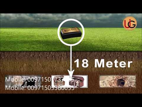 Golden Detector Group | EASY WAY Plus device | 3D Imaging system - Metal detector