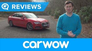 Audi A4 Saloon 2018 review | Mat Watson Reviews