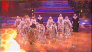 DWTS - Performance from the broadway hit Sister Act