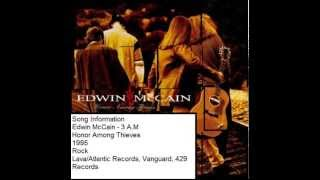 Edwin McCain - 3:00 AM - Honor Among Thieves - 1995 - Lava/Atlantic Records