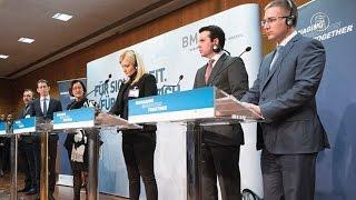 Австрия: обсуждение «балканского пути» мигрантов (новости)