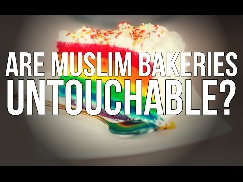 Are Muslim Bakeries untouchable? #GayWeddingCake