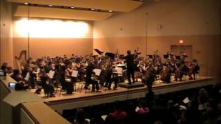 Webster U Community School Of Music YPCO May 2013  Duke Ellington Medley