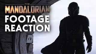 The Mandalorian Panel And Footage Reaction   Breakdown And Analysis With Joseph Scrimshaw