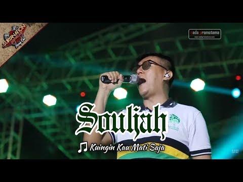 , title : 'OPENING + KUINGIN KAU MATI SAJA | SOULJAH [Live Konser di Alun-alun Barat - SERANG 6 Mei 2017]'