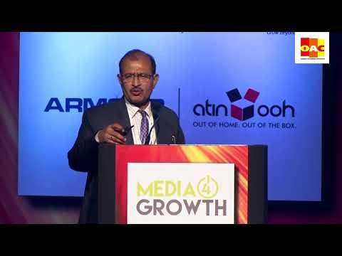 Indian Roads Congress Secy Gen SK Nirmal @OAC 2018