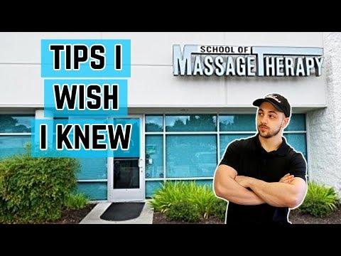 Things I Wish I Knew Before Starting Massage School