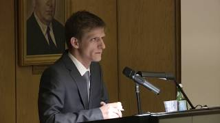 Защита диссертации Данилов Г. В.