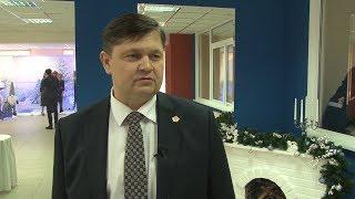 Коллектив ОАО «Трест Шахтоспецстрой» поздравили с новогодними праздниками