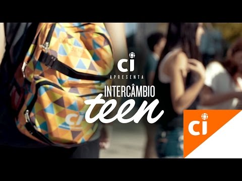 CI apresenta: Intercâmbio Teen®