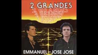 """""""Canciones De Amor""""...Enmanuel y José José"""