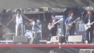 Let Love Stand A Chance - Charles Bradley @ Coachella Stage, 4/10/2015