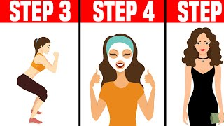 The 7 Step Process to Become Good Looking