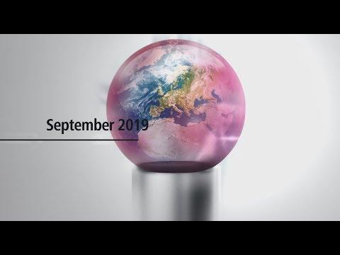Welt der Präzision // September