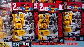 "transformers tiny turbo changers ""Series #3"" Unboxing"