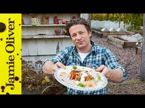Charred Veg Salad | Jamie Oliver
