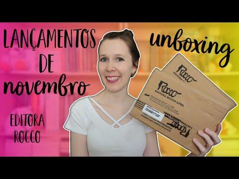 Unboxing | Lançamentos de Novembro | Leituras de Deni
