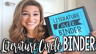 Literature Circle Binder | That Teacher Life Ep 13
