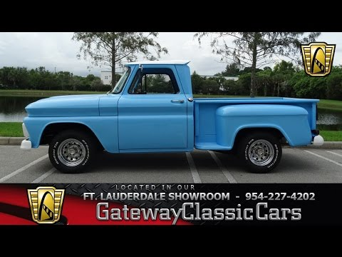 Video of Classic '64 C10 located in Coral Springs Florida - $23,595.00 Offered by Gateway Classic Cars - Fort Lauderdale - LUZD