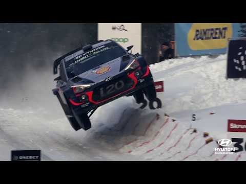 2018 WRC Season Highlights - Best Of: Action