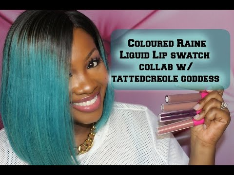 Matte Liquid Paint by Coloured Raine #4