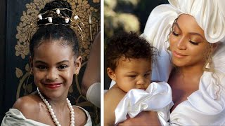 Blue Ivy and Twins Part of Beyonce's 'Black is King' Album