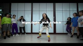 Walk it talk it drake/migos choreography by Apple yang
