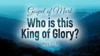 Gospel of Mark: 40. Who Is This King of Glory? (Dmitriy Zherebnenkov)