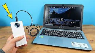 Как зарядить любой Ноутбук от Пауэрбанка!