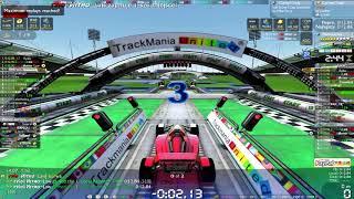 Trackmania - Live World Records