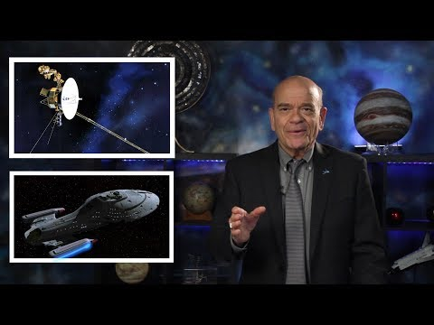 Spacecraft Bonanza - The Planetary Post with Robert Picardo