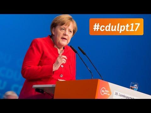 Merkel  NRW ruft nach neuer Regierung   CDU