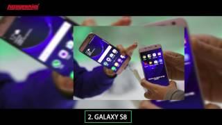 Apple iPhone 8 hay Samsung Galaxy S8 sẽ là smartphone số 1 năm 2017? - Nguyễn Kim