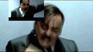 "Parody: Hitler meets John Daker and performs ""U. N. Owen Was H[itl]er?"""