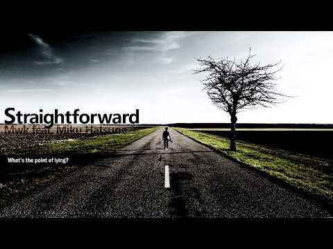 Mwk - Straightforward (feat. Miku Hatsune)
