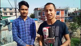 A boy from dharan making home made microphones-full interview