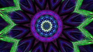 The Splendor Of Color Kaleidoscope Video V1.5 Or As Marvin Minsky Would Say, Something Soothing.