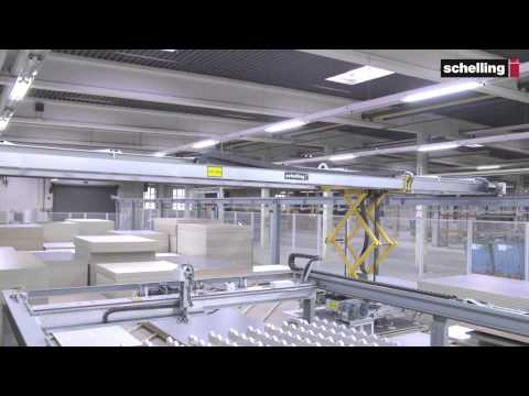 Schelling- Area Storage System vs + fh4 Wood Panel Saw