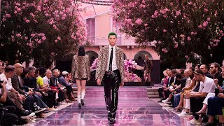 Versace Mens Spring-Summer 2020 | Fashion Show