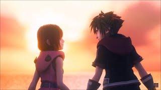 Kingdom Hearts III   Ending : Don't Think Twice  Utada Hikaru