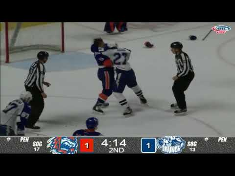 Ben Holmstrom vs. Dominik Masin